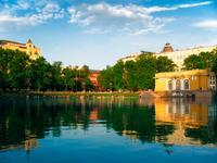 Khách sạn ở Moscow (Matxcơva)