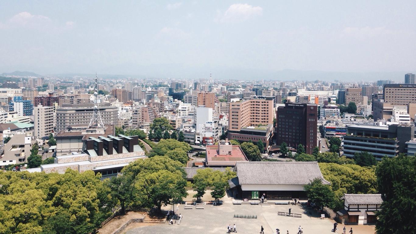 Kumamoto - Ενοικίαση αυτοκινήτου