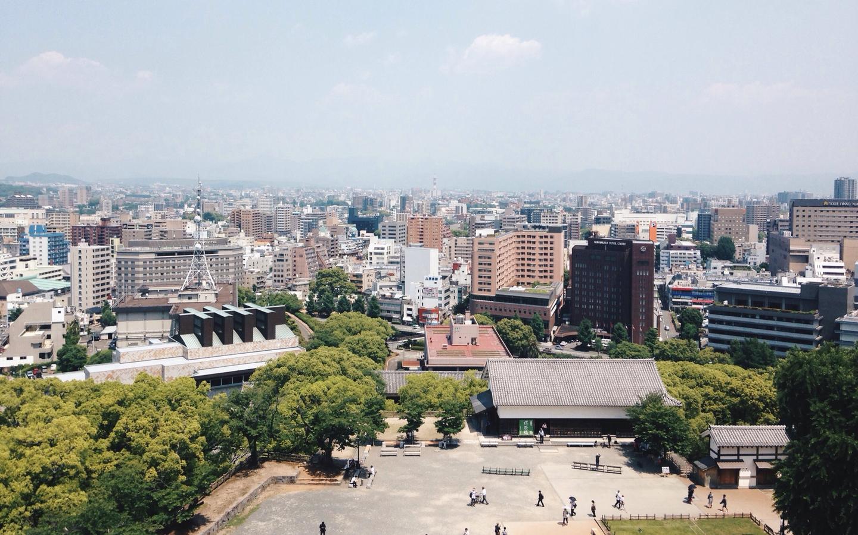 Ξενοδοχεία στην πόλη Kumamoto