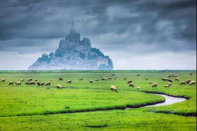 Le Mont-Saint-Michel hotellia