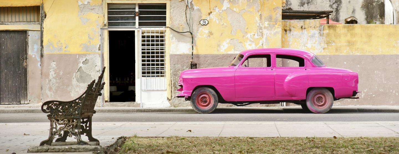 Auto de alquiler en La Habana Aeropuerto Internacional José Martí