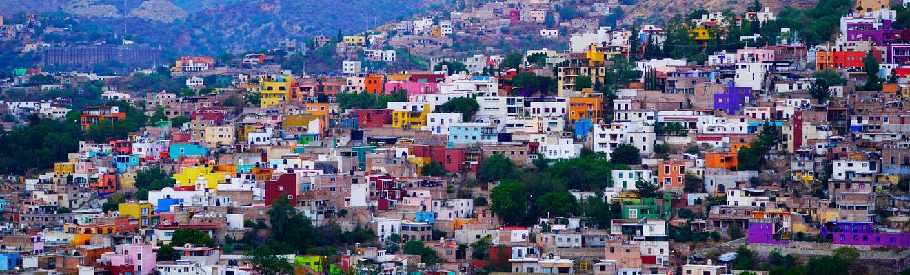 Ξενοδοχεία στην πόλη Guanajuato