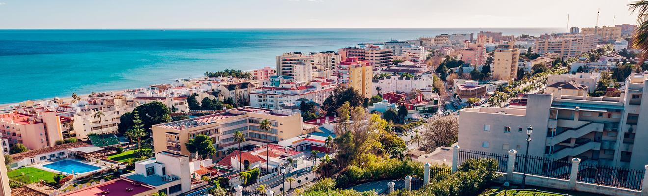 Ξενοδοχεία στην πόλη Torremolinos