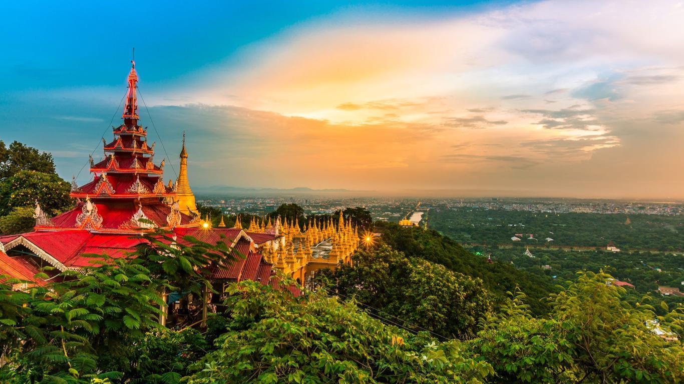 Pronájem aut Mandalaj