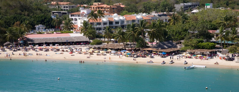 Παραθαλάσσια ξενοδοχεία σε Santa Maria Huatulco