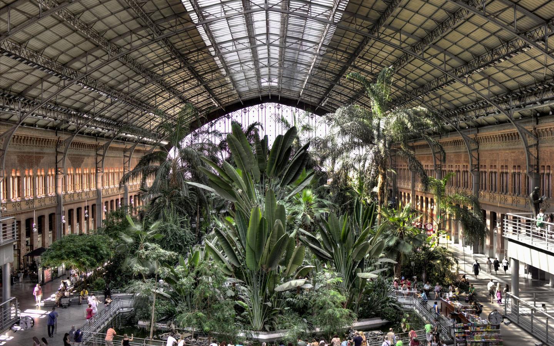 Мадрид — отели