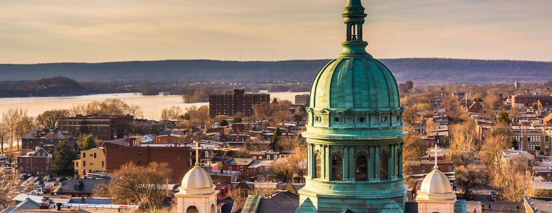 Harrisburg budget hotels