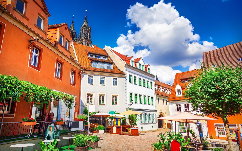 Ξενοδοχεία στην πόλη Meissen