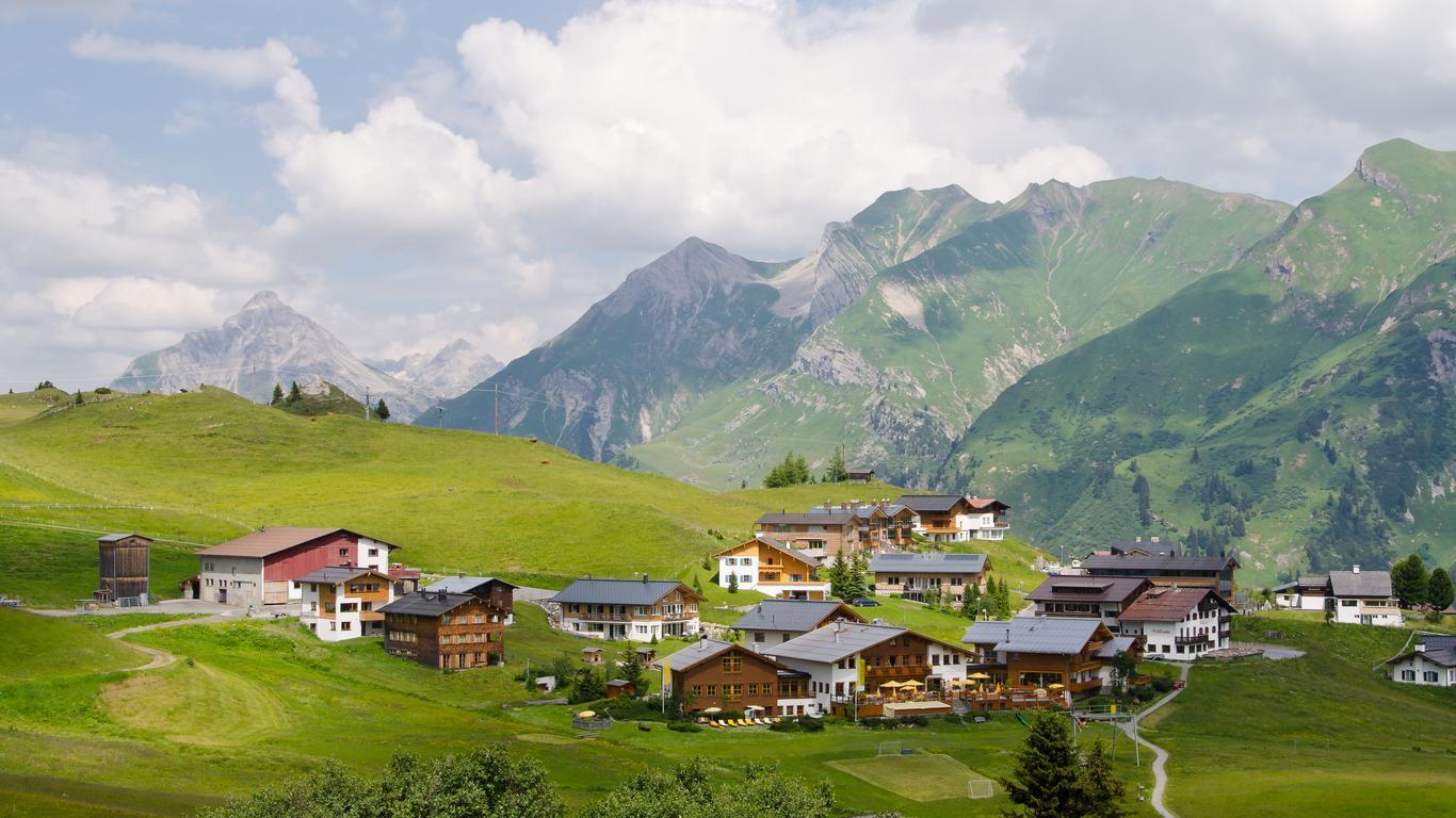 Lech am Arlberg autoverhuur