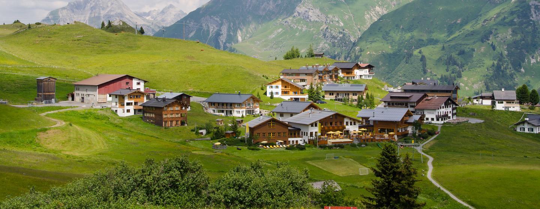 Lech am Arlberg Pet Friendly Hotels