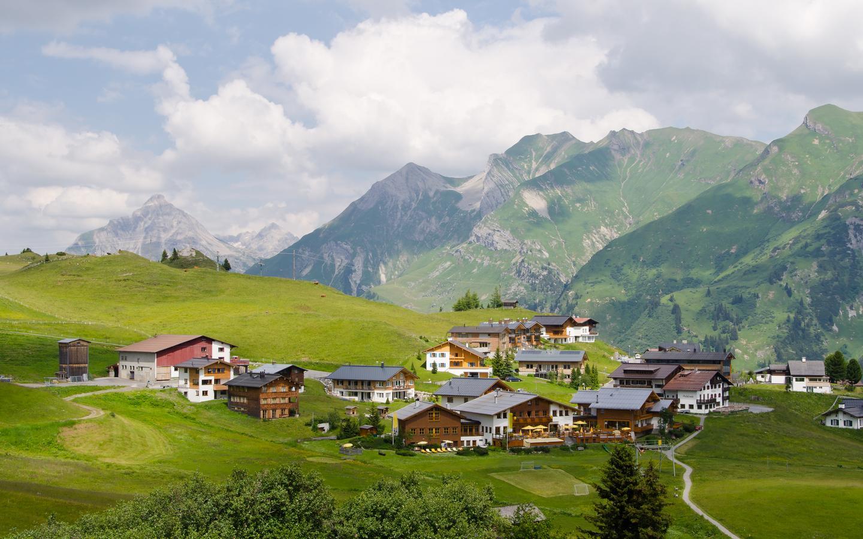 Lech am Arlberg hotels