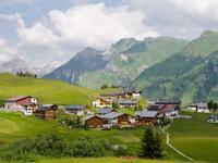 Khách sạn ở Lech am Arlberg
