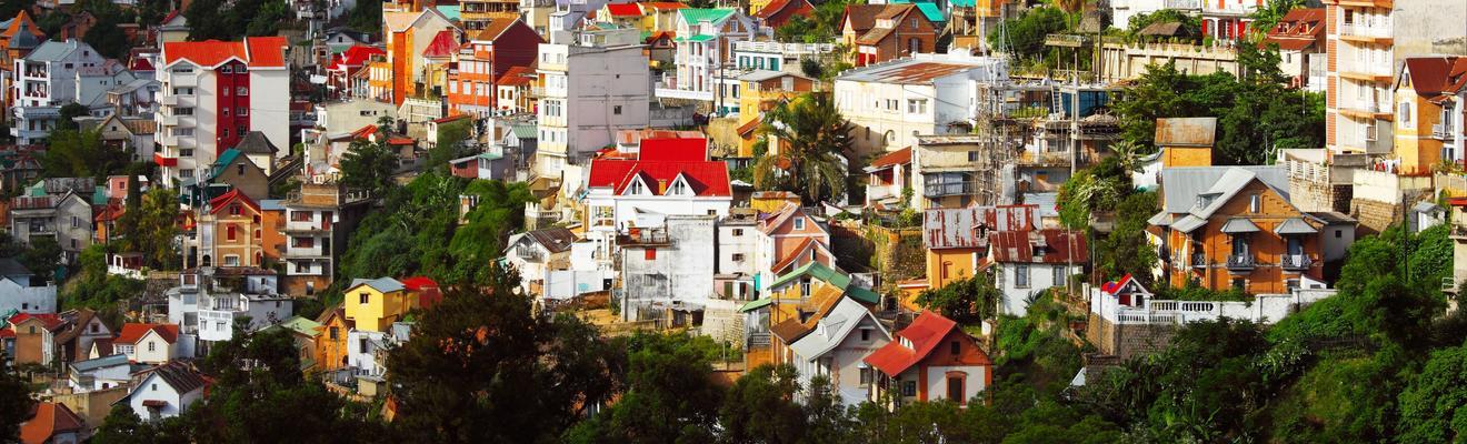 Antananarivo hotels