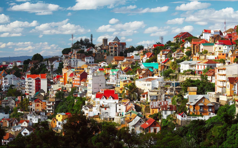 Antananarivo hoteles