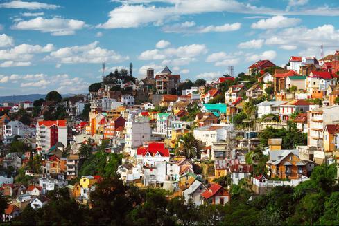 Oferty hoteli w: Antananarywa
