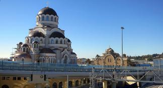 Sochi: 3–Hour City Tour