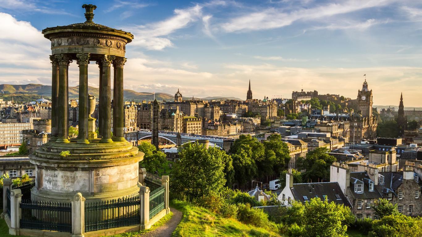 Единбург: оренда авто