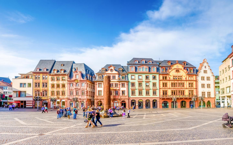 Mainz hotels