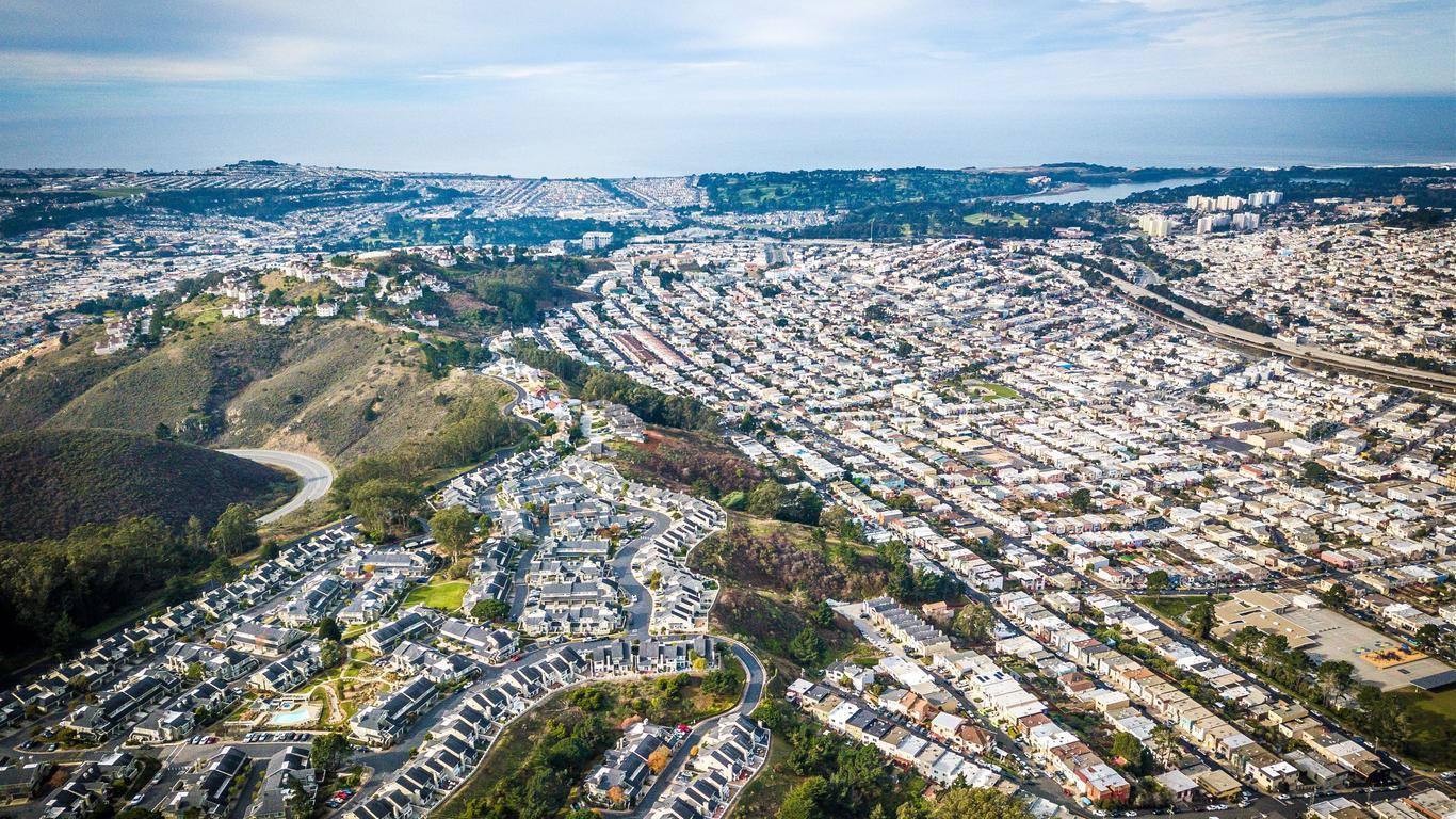 Daly City car hire
