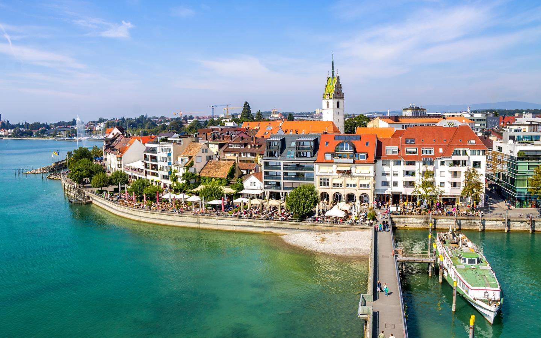 Friedrichshafen hotellia