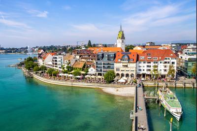 Ξενοδοχεία στην πόλη Friedrichshafen