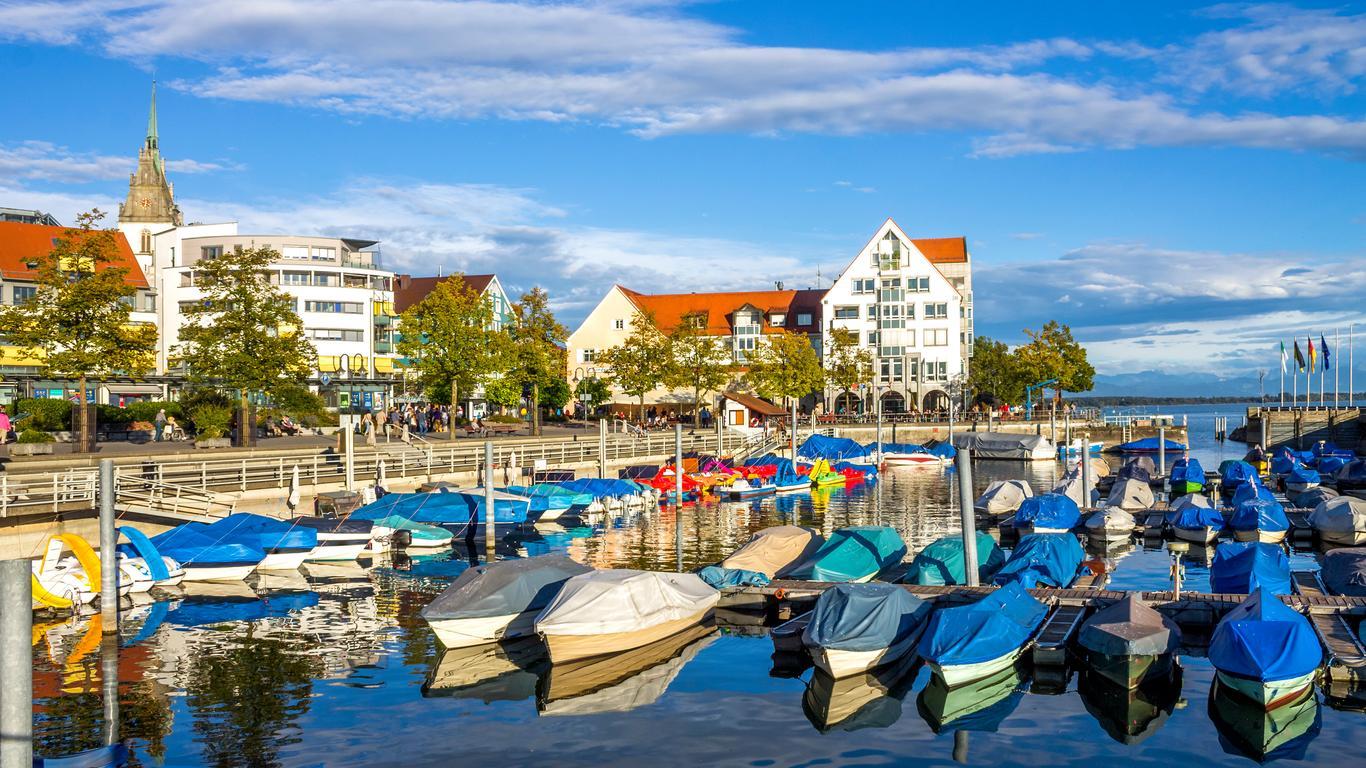 Friedrichshafen car rentals