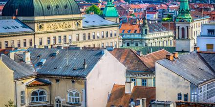 Cheap Flights From New York Jfk To Zagreb From 304 Kayak