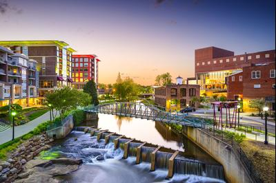 Greenville hoteles