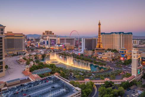 Oferty hoteli w: Las Vegas