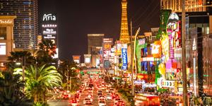 Car Hire in Las Vegas