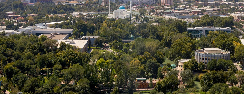 Autonvuokraukset Taškent Vostochny lentokenttä