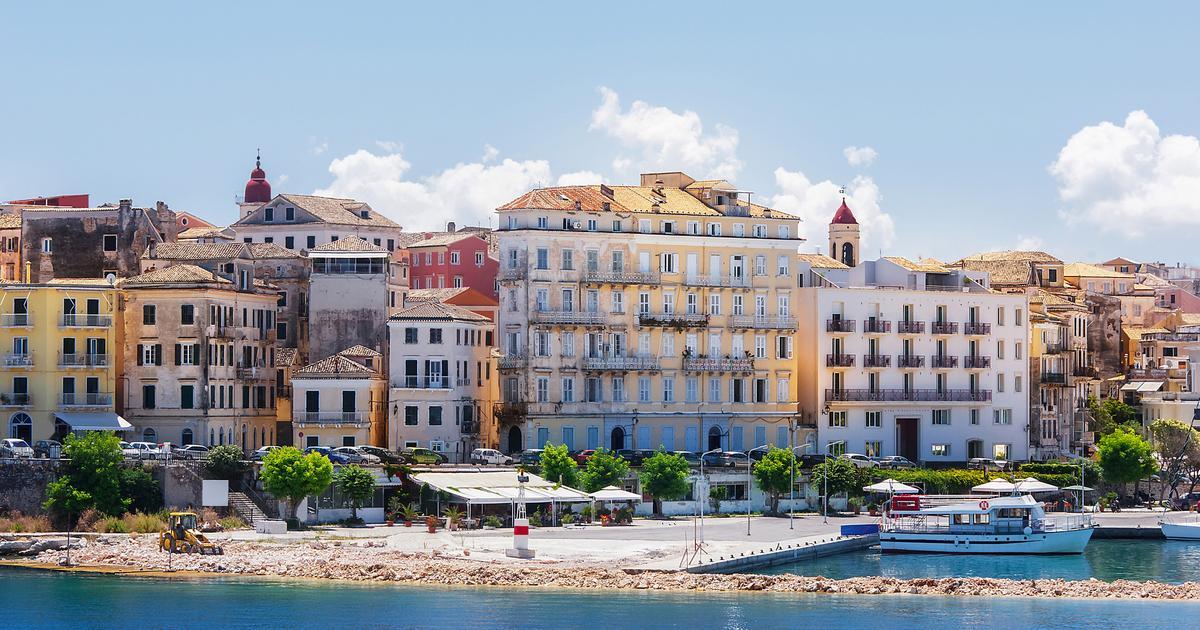 Cheap Flights To Corfu From 37 Kayak