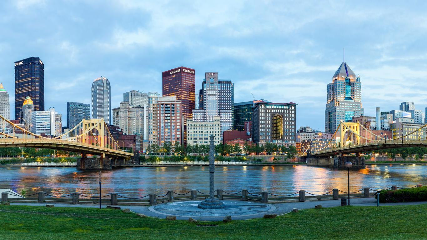 Location de voitures à Pittsburgh