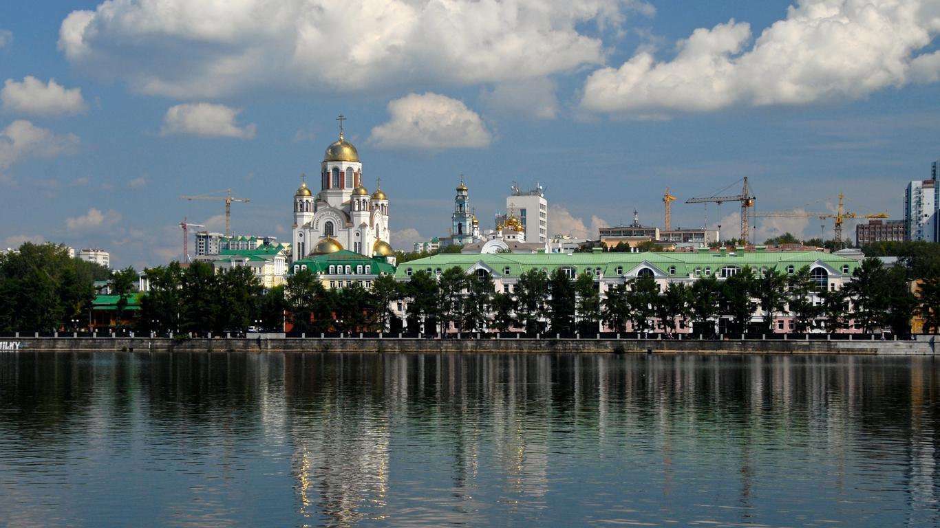 Yekaterinburg car rentals