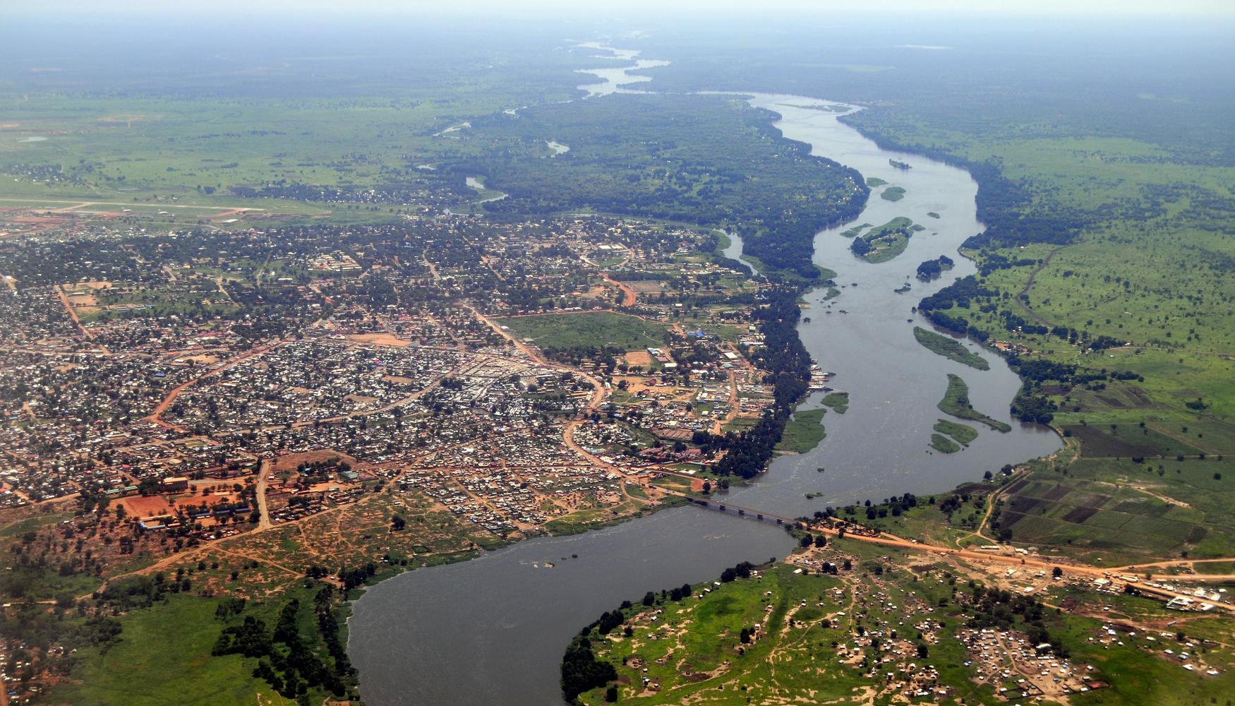 Autonvuokraukset Juba airport lentokenttä