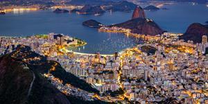 Location de voiture à Rio De Janeiro