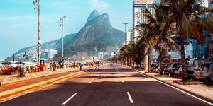 Car Hire in Rio de Janeiro