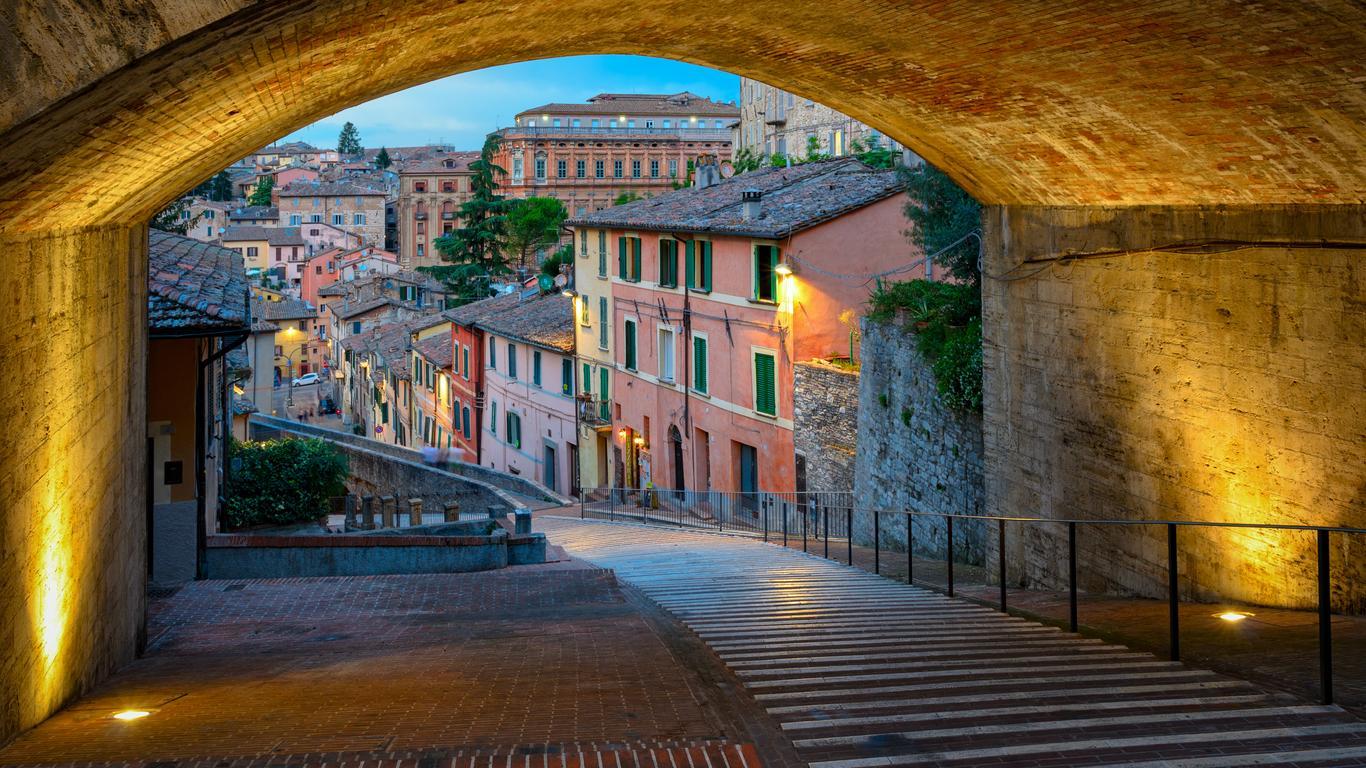 Perugia car rentals