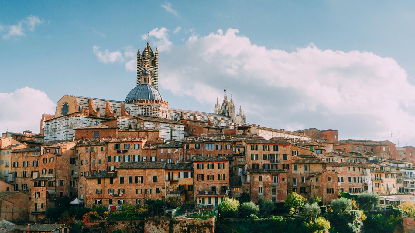 Alquiler de autos en Siena