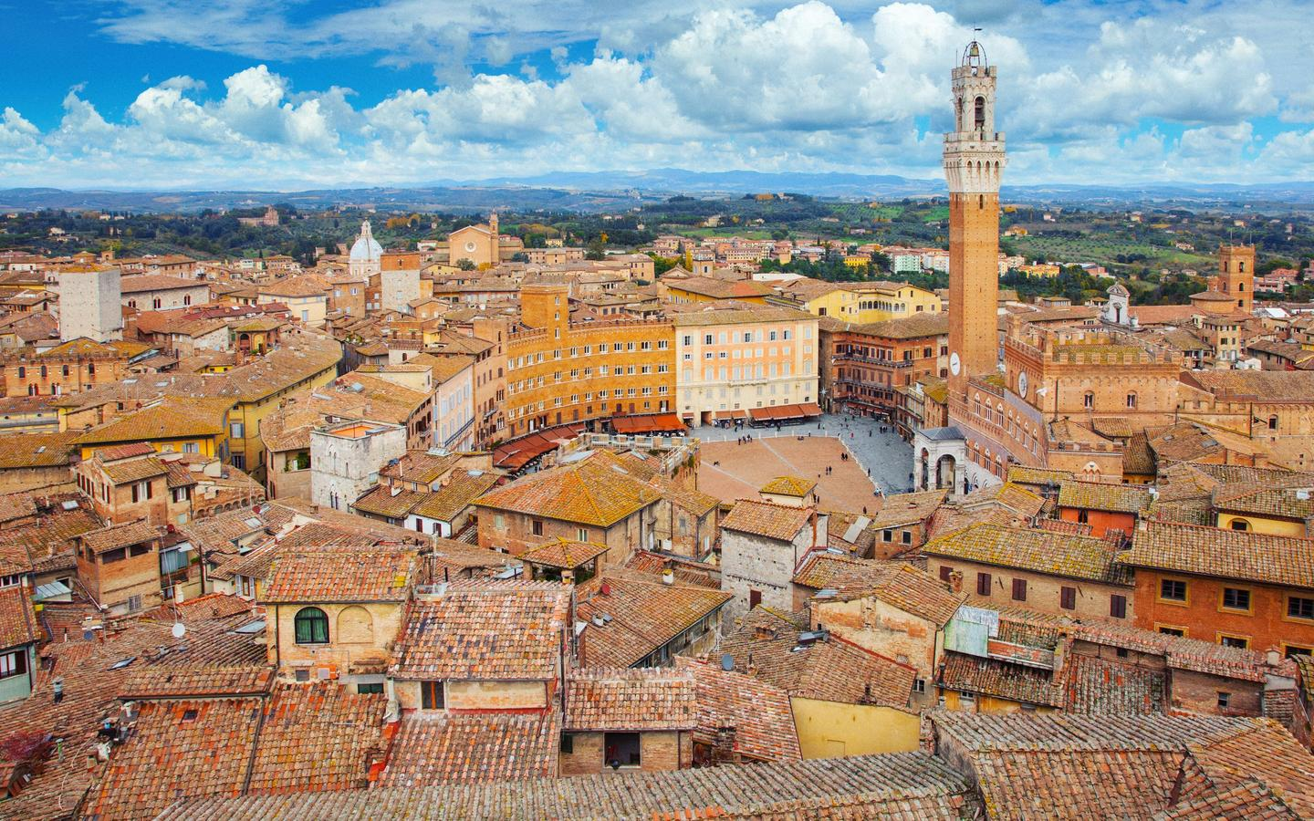 Hotels in Siena