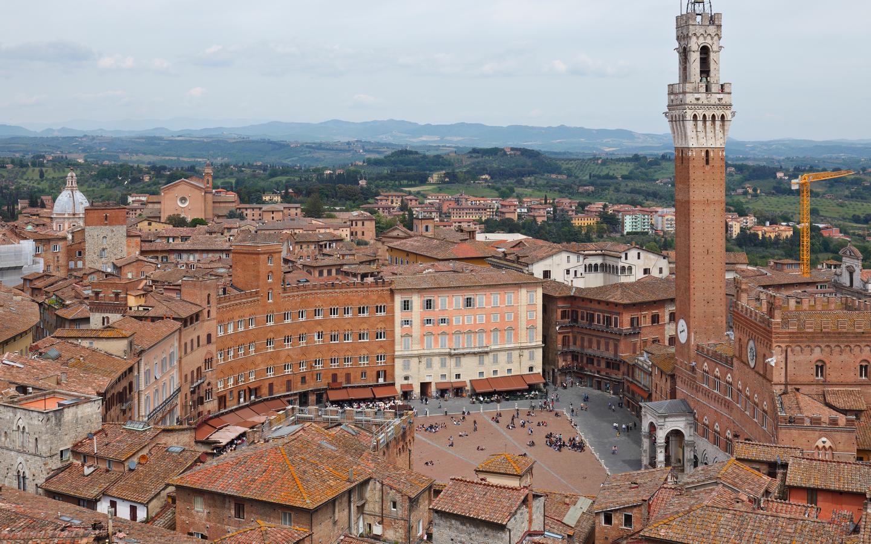 Khách sạn ở Siena