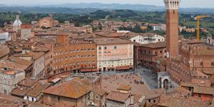 Car Hire in Siena
