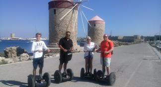 Rhodes: Through the Times 2-Hour Segway Tour