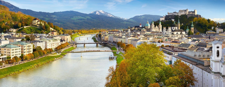 Aluguer de automóveis - Salzburgo