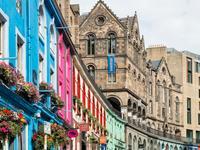 Edinburgh hotellia