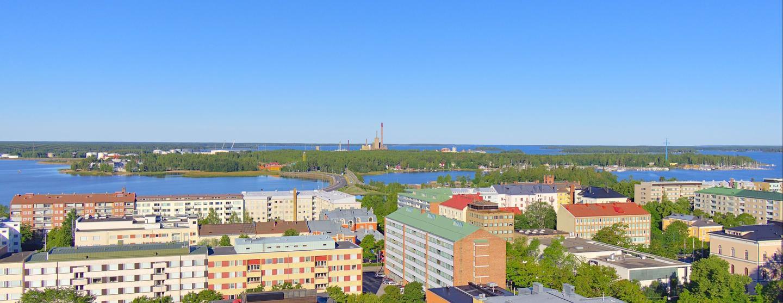 Alquiler de coches en Aeropuerto Vaasa