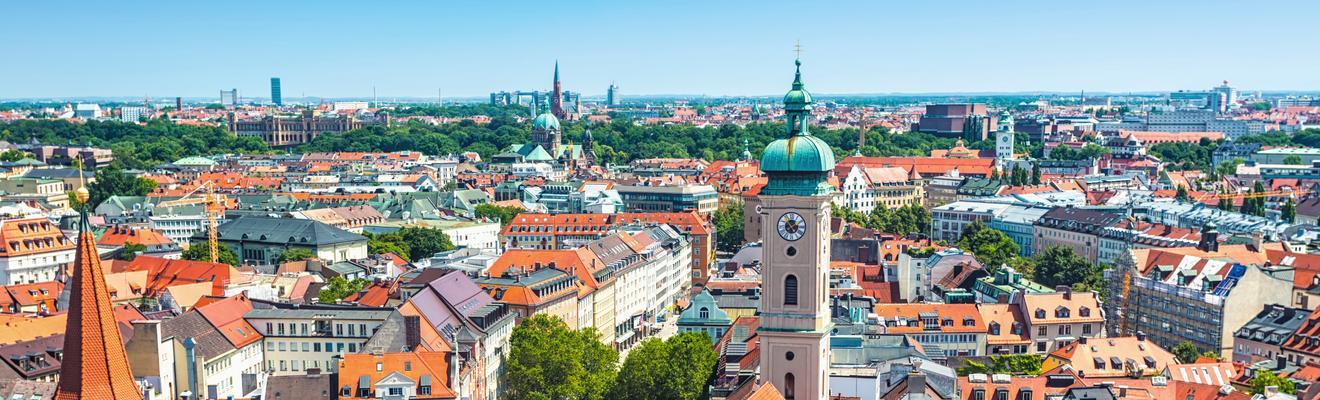 Мюнхен — отели