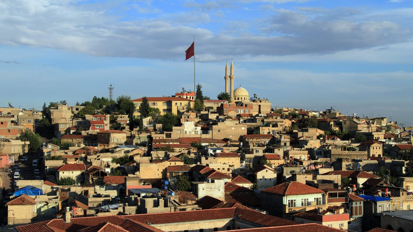 Coches de alquiler en Gaziantep