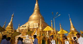 Yangon by Circular Train: Life Along the Loop