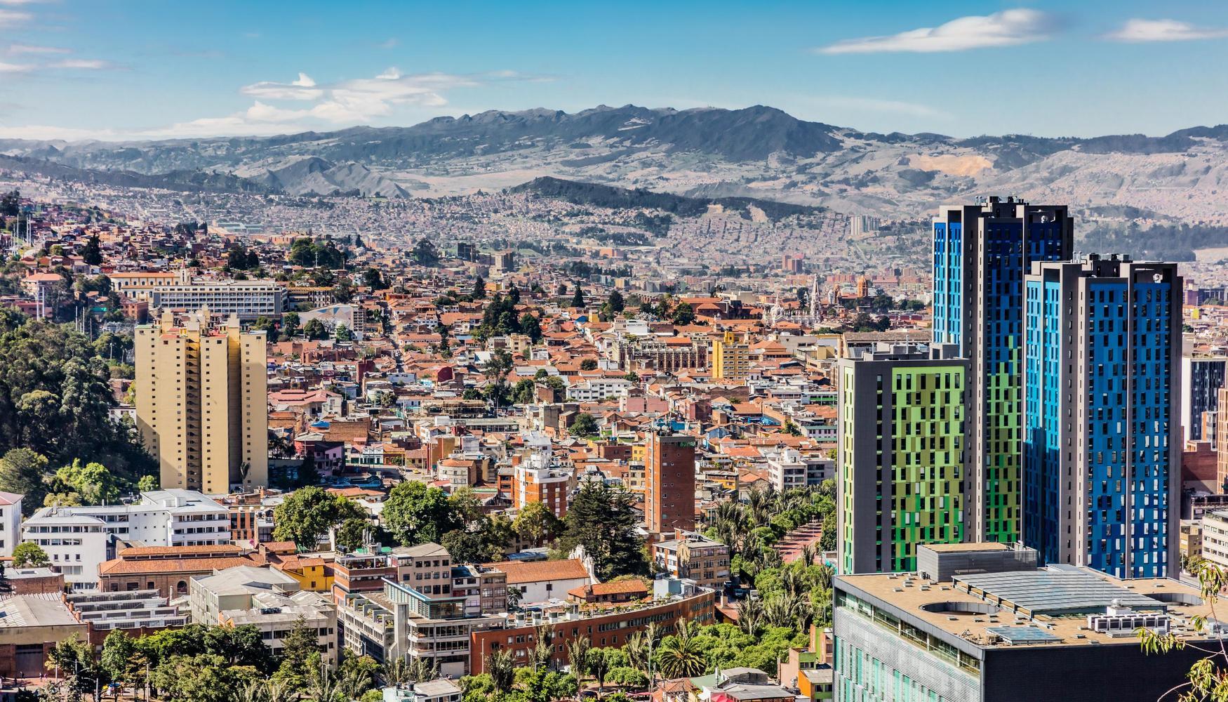 Car hire at Bogotá El Dorado Airport